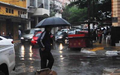 Pronostican miércoles cálido con precipitaciones dispersas