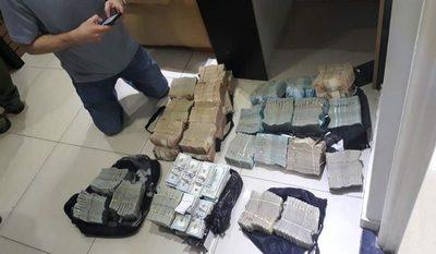 """""""Desmantelan"""" esquema internacional de lavado de dinero ilícito con evidente intención de desviar atención del caso Messer"""