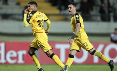HOY / Peñarol atesora otra frustración charrúa en Copa