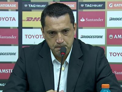 Aldo Bobadilla satisfecho por lo que mostró el Guma