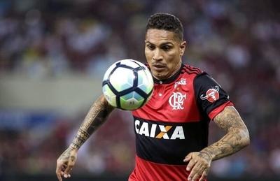 HOY / Flamengo suspende el contrato de Guerrero