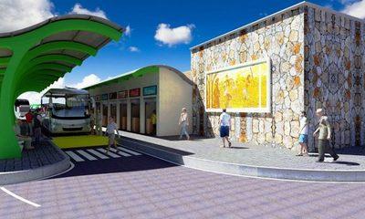 Construirán terminal de ómnibus en Presidente Franco