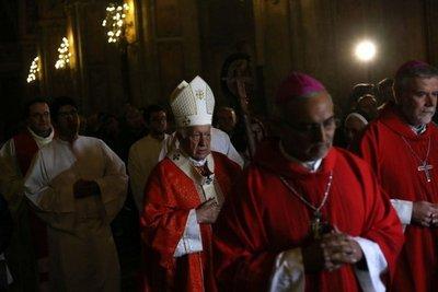 Cardenal dice que episcopado chileno desconocía hechos denunciados por papa