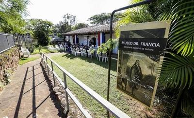 HOY / El museo Dr. Rodríguez de Francia cumple 50 años de vida