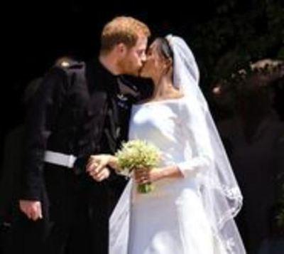 El príncipe Enrique y Meghan Markle unieron oficialmente sus vidas