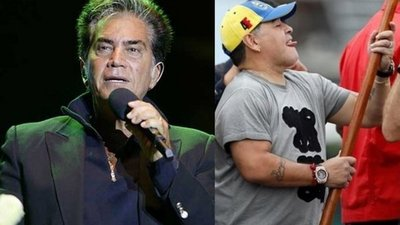 El Puma destrozó a Diego Maradona