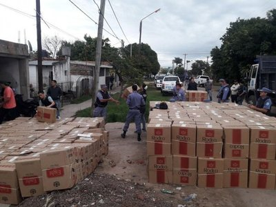 Cae cigarrillos de HC en Argentina