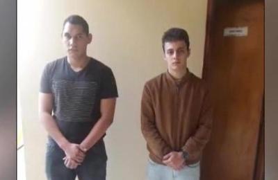 Detienen al hijo de Kattya González ebrio y con marihuana