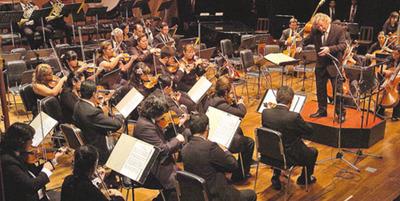 Sinfónica inicia ciclo musical en barrio San Francisco de Zeballos Cué, mañana