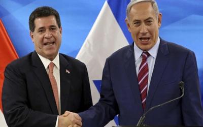 Paraguay inauguró en Jerusalén su nueva Embajada en Israel