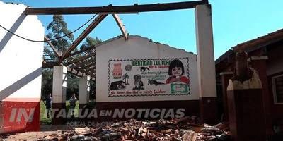 MUNICIPIO DE SAN COSME GESTIONA RESPUESTA URGENTE PARA ESCUELA PINDO