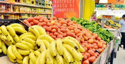 Verduras aumentaron 30%