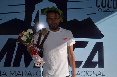 Ayala se impone en media maratón