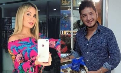 El Video Que Dahiana Bresanovich Le Dedicó A Junior Rodríguez Por Su Cumpleaños
