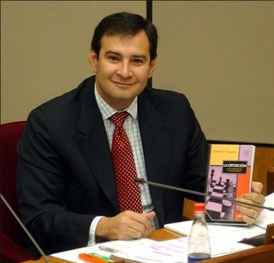 "Silvio ""trato apu'a"" Ovelar será presidente del Senado, dice Monges"