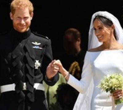 Estas son las tres fotos oficiales de la boda real