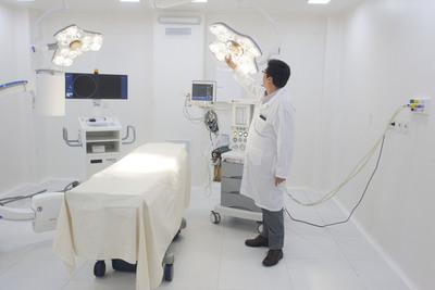 Nueva Urgencias de Traumas a la vanguardia de la medicina