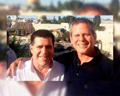 Darío Messer y los otros 4 judíos que influyeron en el presidente Cartes