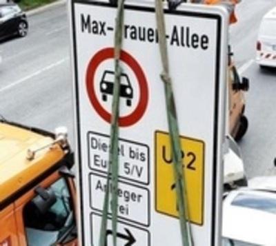 Hamburgo, primera ciudad que prohíbe circulación de vehículos diésel