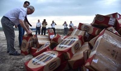 HOY / Carne ilegal: procesan a los aduaneros sospechosos