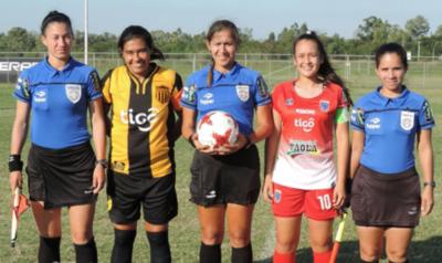 HOY / Copa Paraguay: Será una mujer quien alce la voz entre hombres