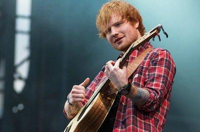 Utilizan canción de Ed Sheeran para campaña pro vida