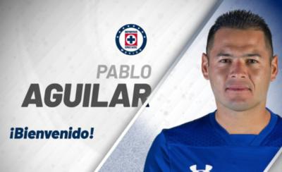HOY / Cruz Azul hace oficial la llegada de Pablo Aguilar