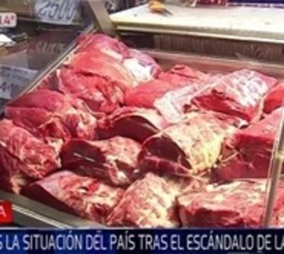 Senacsa hablará con clientes del Paraguay sobre escándalo de carne