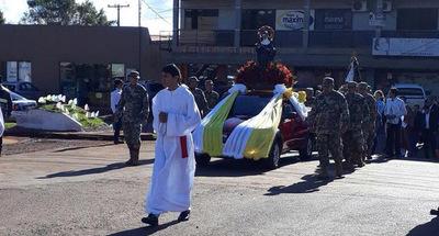 Santarriteños conmemoran hoy el Día de Santa Rita de Casia