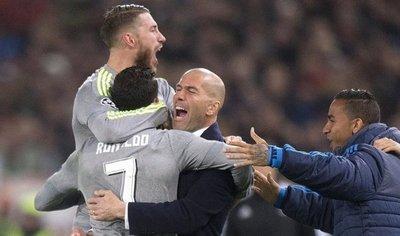 Zidane, mucho más que un entrenador para sus jugadores