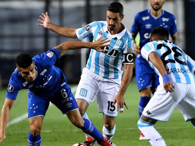 Se define el grupo 5 de la Copa Libertadores