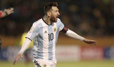 Carlos Bilardo: Hay que meterle presión a Messi