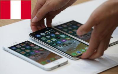 Un iPhone X cuesta 3.000 reales menos en CDE que en Brasil