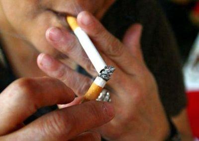 Mazzoleni apuesta por subir aranceles al tabaco