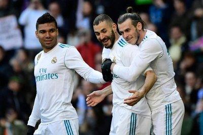 Real Madrid fulminó el maleficio del campeón