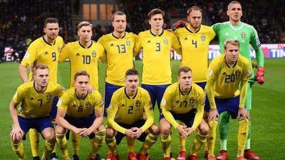 Suecia inicia preparación con cinco ausencias