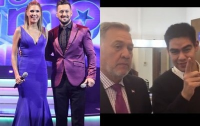 """Sanie López Garelli Condujo """"Yo Me Llamo"""" Y Así Reaccionaron Sus Compañeros Del Noticiero"""