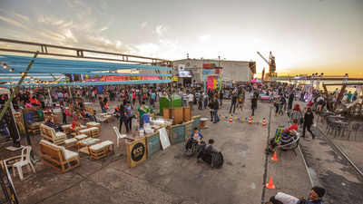 Kchiporros, Revolber, El Monchi Papá, emprendimientos e inspiración y más, este sábado en el Gramo Fest + FiiS