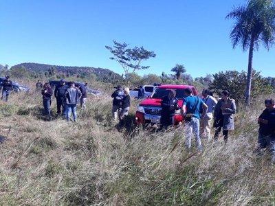 Hacen excavaciones en Yaguarón en busca de abogado