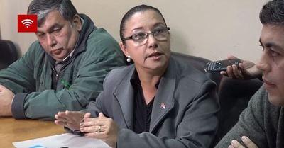 CONCEJALES OFICIALISTAS EN DESACUERDO EN LA DENUNCIA PRESENTADA A LA FISCALÍA..