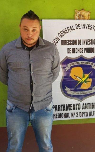 Cae líder de grupo criminal brasileño en el Este