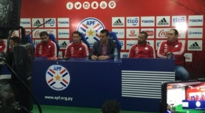 Villar se despedirá de la selección  paraguaya en amistoso contra Japón