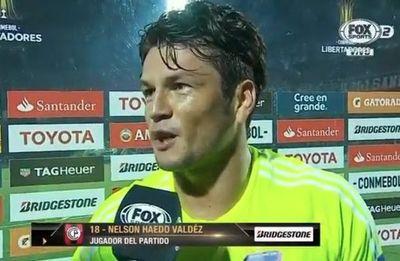 Mi sueño era jugar la Libertadores y marcar con Cerro Porteño