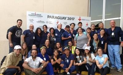 HOY / Unos 100 médicos norteamericanos realizarán una misión humanitaria en Luque