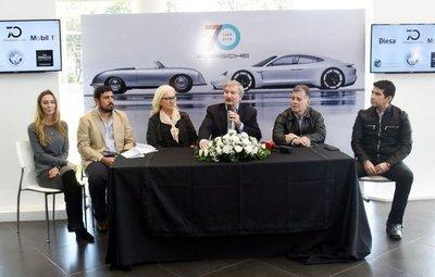 Cayenne Platinum, en Copa Porsche