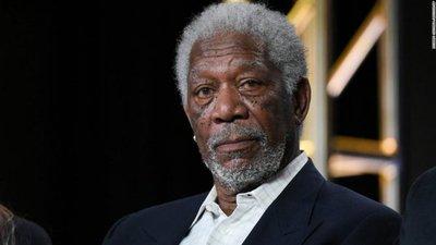 Ocho mujeres acusan a Morgan Freeman por acoso