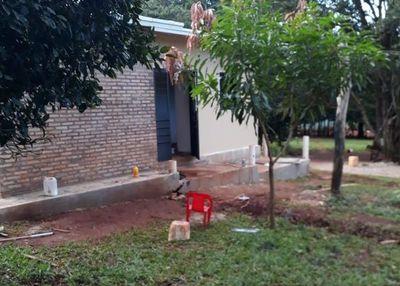 Más de 30 familias sin agua potable en Itapúa