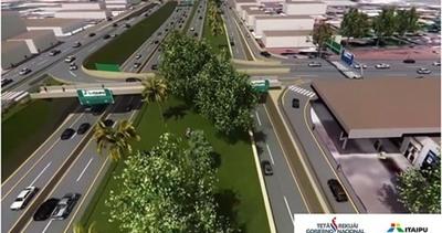 Obras complementarias en el cruce del kilómetro 7 se inician en 30 días