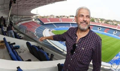 Zapag asegura que seguirá siendo presidente de Cerro