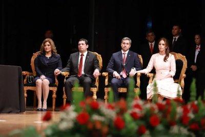 Mario Abdo Benítez, proclamado presidente del Paraguay